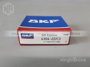 Vòng bi SKF 6304-2Z/C3