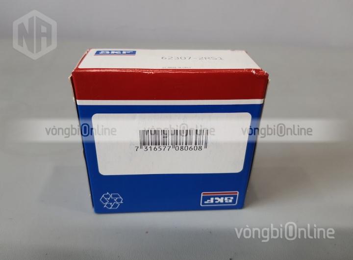 Vòng bi 62307-2RS1 chính hãng SKF - Vòng bi Online