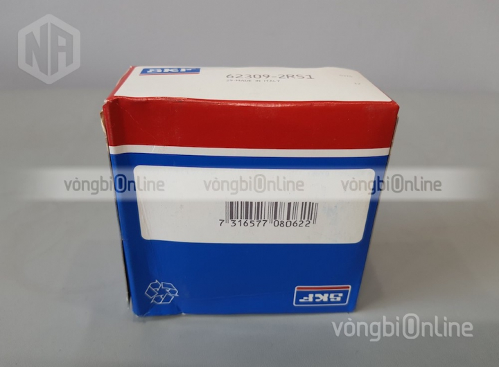 Vòng bi 62309-2RS1 chính hãng SKF - Vòng bi Online