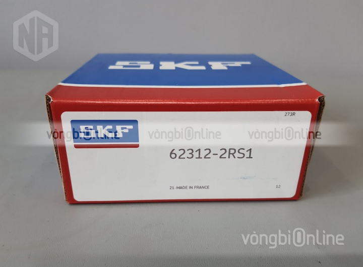 Vòng bi 62312-2RS1 chính hãng SKF - Vòng bi Online