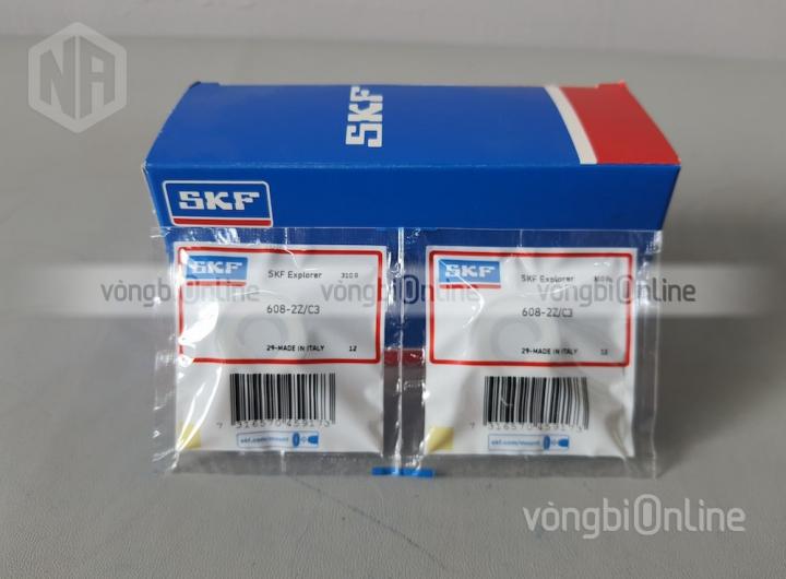 Vòng bi 608-2Z/C3 chính hãng SKF - Vòng bi Online
