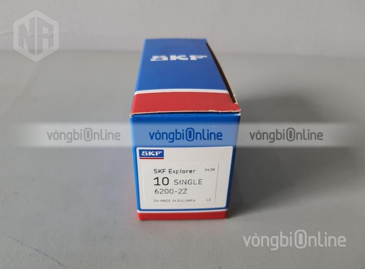 Vòng bi 6200-2Z chính hãng SKF - Vòng bi Online
