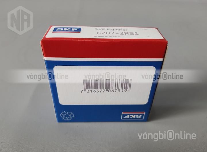 Vòng bi 6207-2RS1 chính hãng SKF - Vòng bi Online