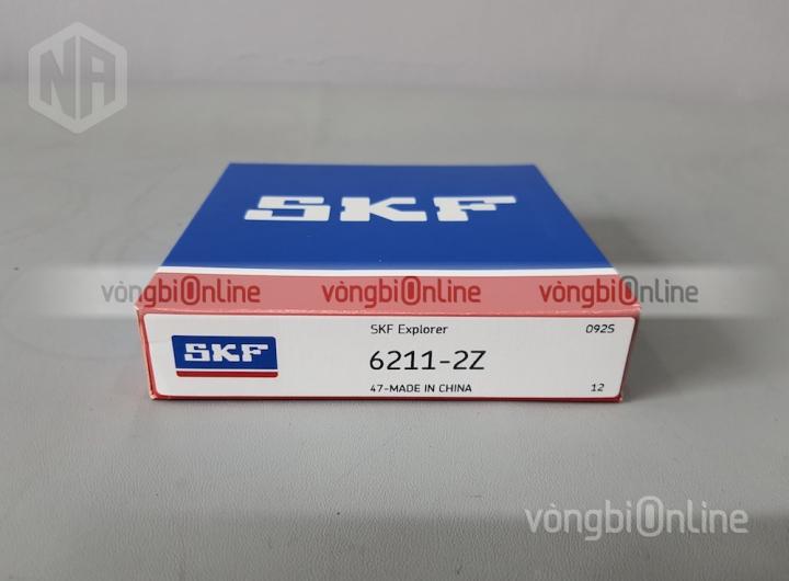 Vòng bi 6211-2Z chính hãng SKF - Vòng bi Online