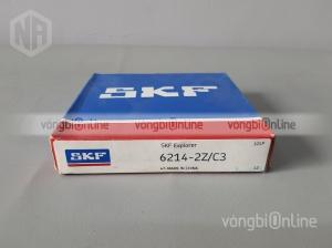 Vòng bi SKF 6214-2Z/C3