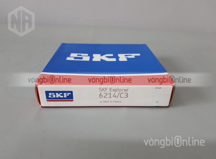 Vòng bi 6214/C3 chính hãng SKF - Vòng bi Online