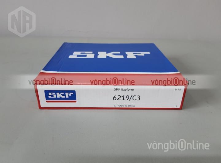 Vòng bi 6219/C3 chính hãng SKF - Vòng bi Online