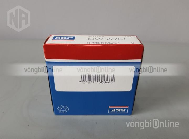 Vòng bi 6309-2Z/C3 chính hãng SKF - Vòng bi Online