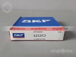 Vòng bi SKF 6212/C3