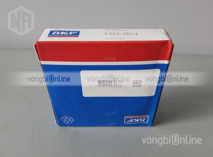 Vòng bi 6313-2RS1 chính hãng SKF - Vòng bi Online