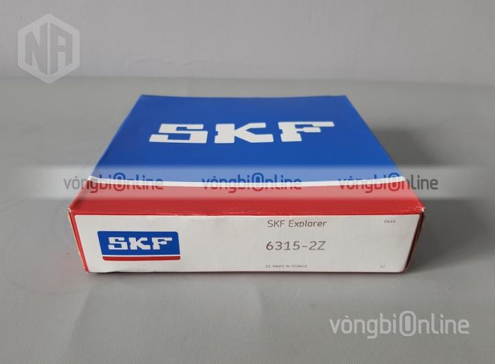 Vòng bi 6315-2Z chính hãng SKF - Vòng bi Online
