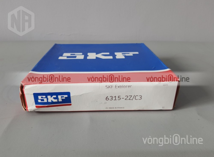Vòng bi 6315-2Z/C3 chính hãng SKF - Vòng bi Online