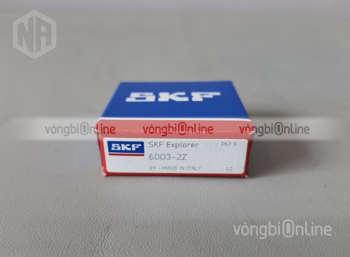 Vòng bi 6003-2Z chính hãng SKF - Vòng bi Online