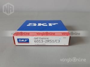 Vòng bi SKF 6013-2RS1/C3