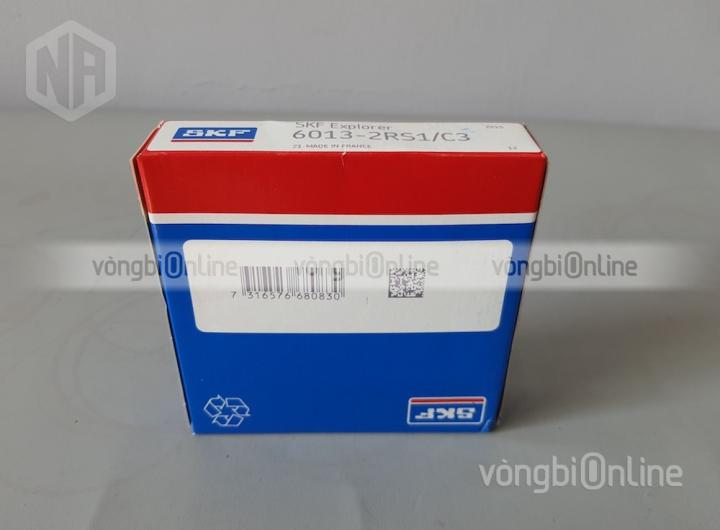 Vòng bi 6013-2RS1/C3 chính hãng SKF - Vòng bi Online