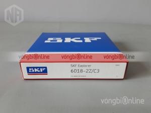 Vòng bi SKF 6018-2Z/C3