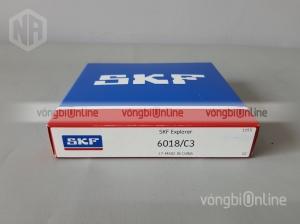 Vòng bi SKF 6018/C3