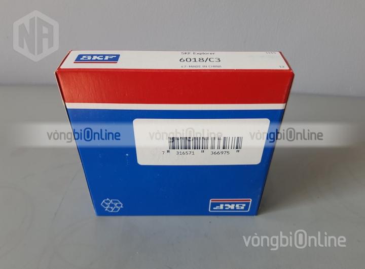Vòng bi 6018/C3 chính hãng SKF - Vòng bi Online