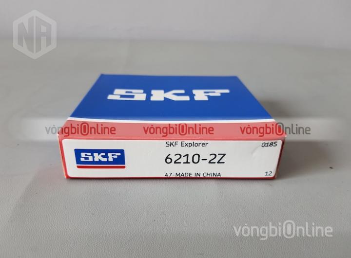 Vòng bi 6210-2Z chính hãng SKF - Vòng bi Online