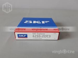 Vòng bi SKF 6210-2Z/C3