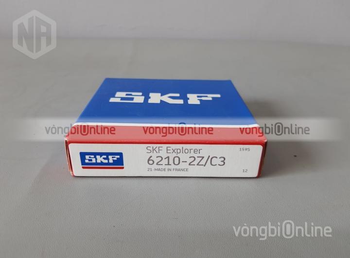 Vòng bi 6210-2Z/C3 chính hãng SKF - Vòng bi Online