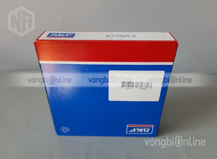 Vòng bi 6226/C3 chính hãng SKF - Vòng bi Online