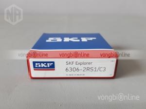 Vòng bi SKF 6306-2RS1/C3