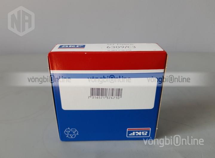 Vòng bi 6309/C3 chính hãng SKF - Vòng bi Online