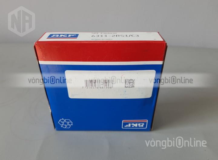 Vòng bi 6311-2RS1/C3 chính hãng SKF - Vòng bi Online