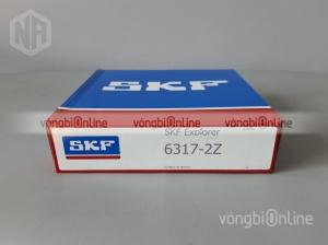 Vòng bi SKF 6317-2Z