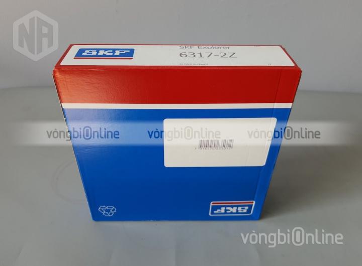 Vòng bi 6317-2Z chính hãng SKF - Vòng bi Online
