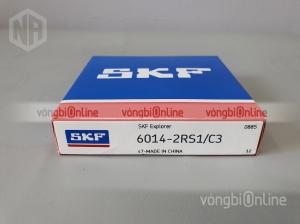 Vòng bi SKF 6014-2RS1/C3
