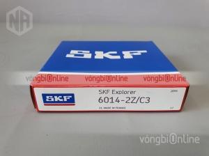 Vòng bi SKF 6014-2Z/C3