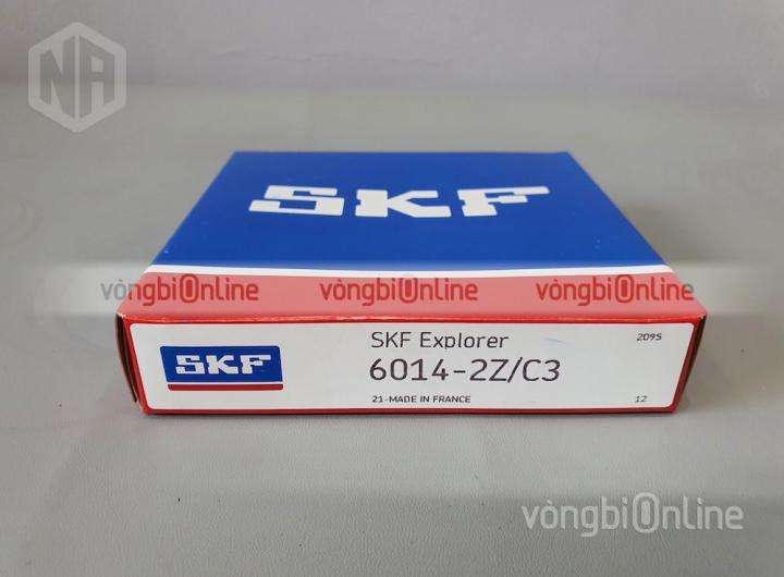 Vòng bi 6014-2Z/C3 chính hãng SKF - Vòng bi Online