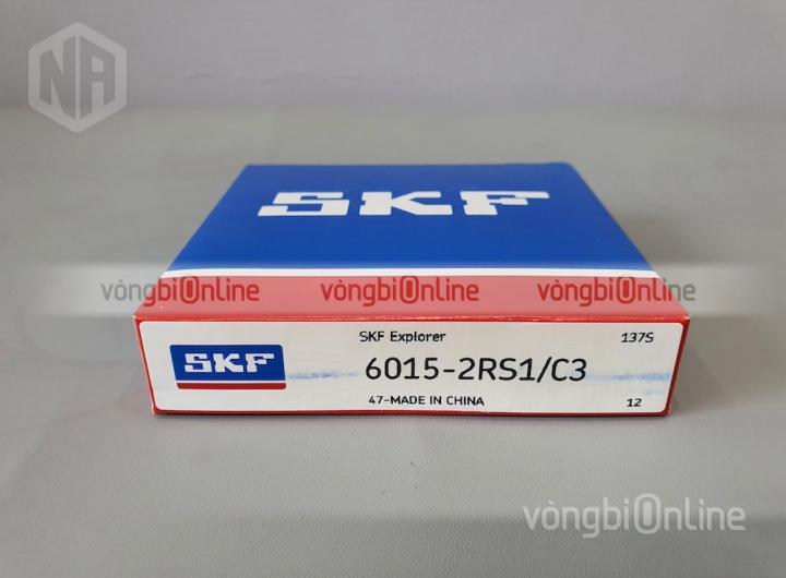 Vòng bi 6015-2RS1/C3 chính hãng SKF - Vòng bi Online