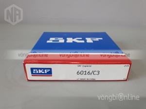 Vòng bi SKF 6016/C3