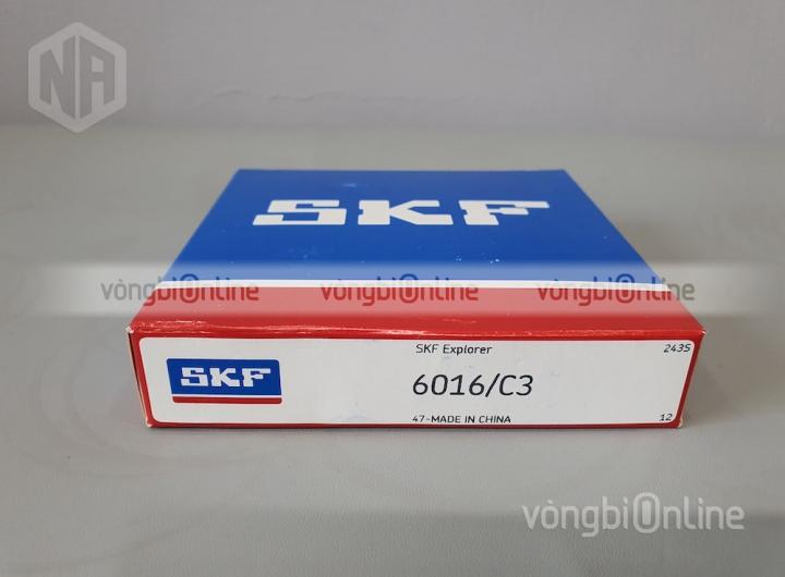 Vòng bi 6016/C3 chính hãng SKF - Vòng bi Online
