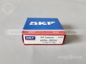 Vòng bi SKF 6004-2RSH
