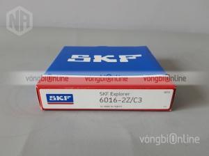 Vòng bi SKF 6016-2Z/C3