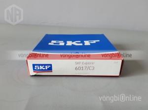 Vòng bi SKF 6017/C3