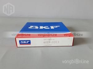 Vòng bi SKF 6019-2Z/C3