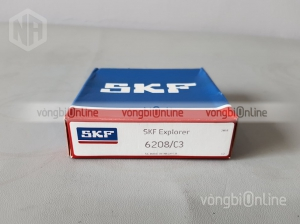 Vòng bi SKF 6208/C3