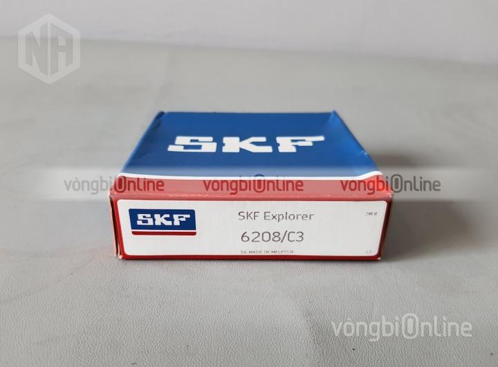Vòng bi 6208/C3 chính hãng SKF - Vòng bi Online