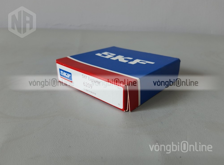 Vòng bi 6209 chính hãng SKF - Vòng bi Online