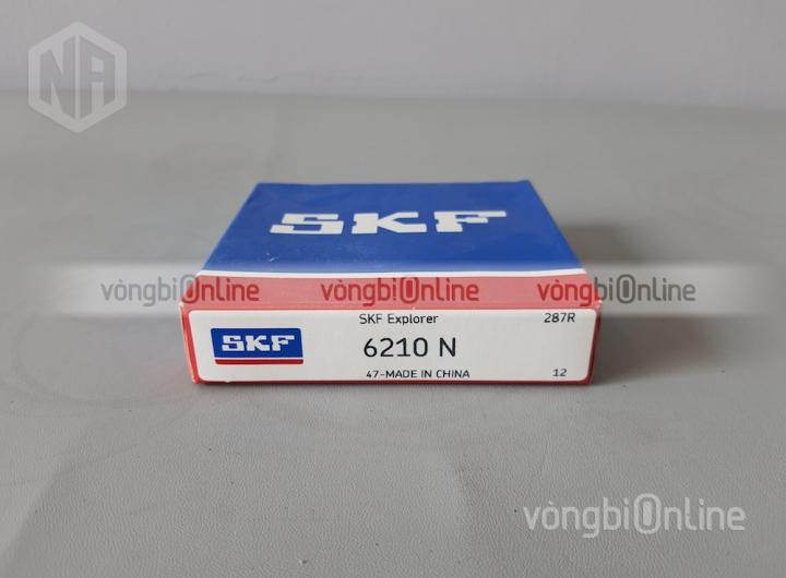 Vòng bi 6210 N chính hãng SKF - Vòng bi Online