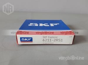 Vòng bi SKF 6211-2RS1