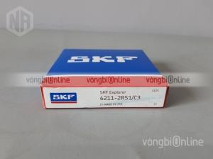 Vòng bi SKF 6211-2RS1/C3