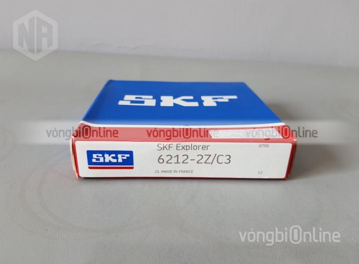 Vòng bi 6212-2Z/C3 chính hãng SKF - Vòng bi Online