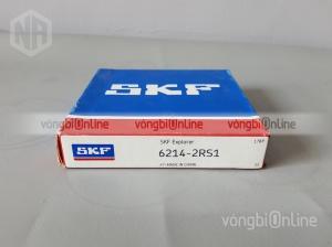 Vòng bi SKF 6214-2RS1
