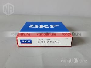 Vòng bi SKF 6214-2RS1/C3
